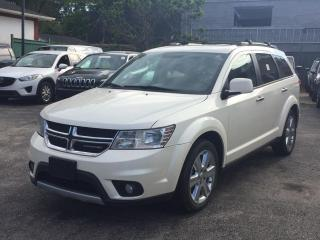 Used 2013 Dodge Journey AWD 4dr R/T for sale in Scarborough, ON