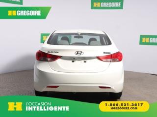 Used 2013 Hyundai Elantra GL A/C GR ELECT for sale in St-Léonard, QC