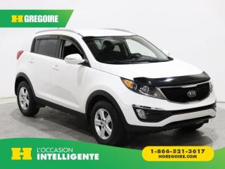 Used 2015 Kia Sportage Lx A/c Mags Gr for sale in St-Léonard, QC