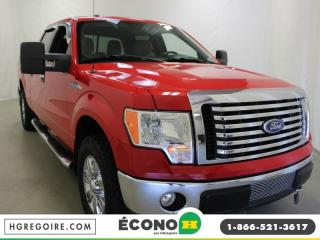 Used 2010 Ford F-150 XTR CREW-CAB 4X4 for sale in St-Léonard, QC