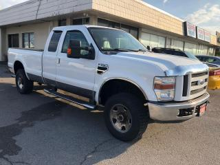 Used 2008 Ford F-250 SUPER DUTY SRW XLT, LEATHER, 3 YR WARRANTY, CERTIF for sale in Woodbridge, ON