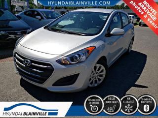 Used 2016 Hyundai Elantra GT A/C , BLUETOOTH for sale in Blainville, QC
