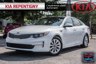 Used 2016 Kia Optima 2016 Kia Optima - 4dr Sdn EX Tech for sale in Repentigny, QC