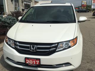 Used 2017 Honda Odyssey EXL NAVI for sale in London, ON