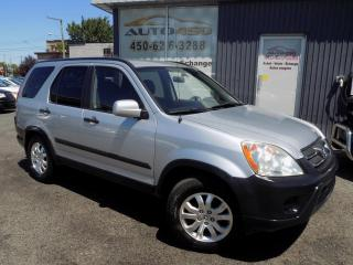 Used 2005 Honda CR-V ***EX,AWD,GROUPES ELECTRIQUE*** for sale in Longueuil, QC