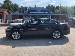 Used 2013 Ford Taurus SEL for sale in Flesherton, ON