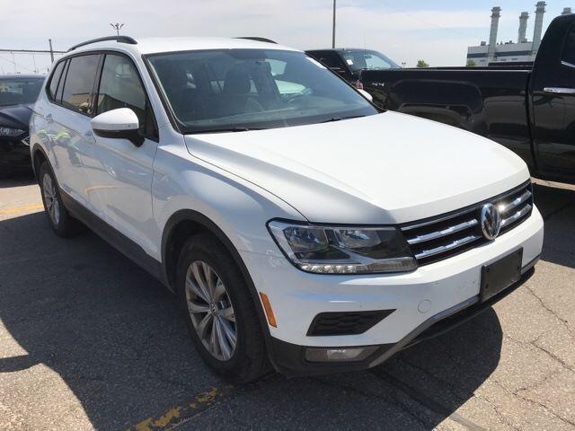 2018 Volkswagen Tiguan TRENDLINE AWD