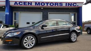 Used 2010 Volkswagen Passat CC - Sportline for sale in Hamilton, ON