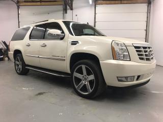 Used 2007 Cadillac Escalade ESV for sale in Saskatoon, SK