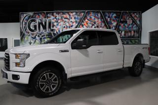 Used 2017 Ford F-150 XLT SPORT w/Navi & Back up cam 4x4 Supercrew for sale in Concord, ON