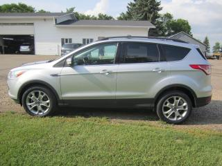 Used 2013 Ford Escape SEL for sale in Melfort, SK