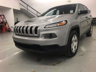 Used 2016 Jeep Cherokee Sport for sale in Saskatoon, SK