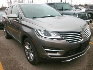 Used 2017 Lincoln MKC SELECT AWD for sale in Bradford, ON