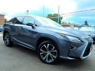 Used 2016 Lexus RX 350 AWD.Luxury.Navi.Camera.Blind Spot.Park Assist for sale in Kitchener, ON