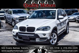 Used 2009 BMW X5 35D for sale in Etobicoke, ON