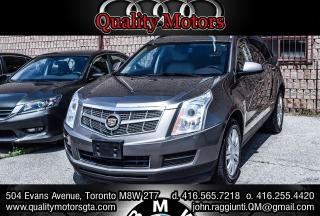 Used 2012 Cadillac SRX Luxury for sale in Etobicoke, ON