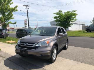 Used 2011 Honda CR-V EX-L for sale in Toronto, ON