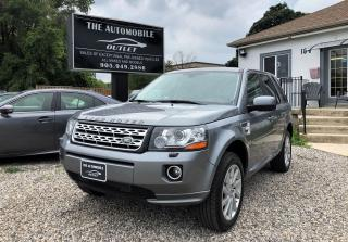 Used 2013 Land Rover LR2 AWD HSE NAVI PANO ROOF NO ACCIDENT for sale in Mississauga, ON