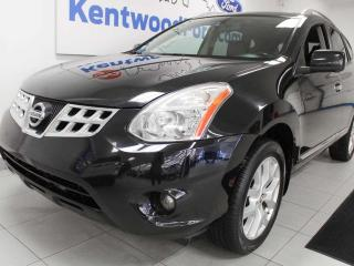 Used 2012 Nissan Rogue SL AWD, sunroof, heated power seats, back up cam for sale in Edmonton, AB