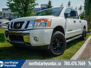 Used 2015 Nissan Titan SV CREWCAB/20'S/FOGLIGHTS/HETAEDSEATS for sale in Edmonton, AB