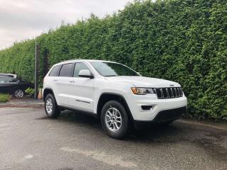 New 2019 Jeep Grand Cherokee Laredo E for sale in Surrey, BC