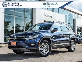 Used 2016 Volkswagen Tiguan SPECIAL EDITION - LOADED!! for sale in Pickering, ON