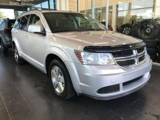 Used 2014 Dodge Journey SE, KEYLESS IGNITION, CRUISE CONTROL, A/C for sale in Edmonton, AB
