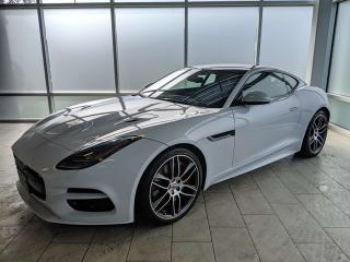 Used 2018 Jaguar F-Type R - 510HP Supercharged V8! for sale in Edmonton, AB