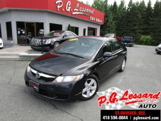 Used 2010 Honda Civic Sport T.ouvrant Mags for sale in St-Prosper, QC