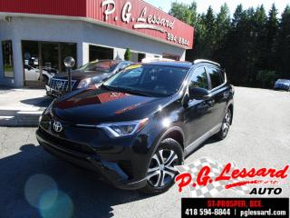 Used 2016 Toyota RAV4 Le Awd Siège Ch for sale in St-Prosper, QC
