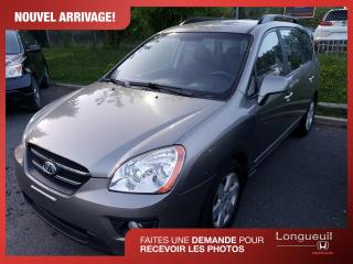 Used 2009 Kia Rondo Véhicule familiale for sale in Longueuil, QC