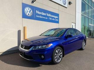 Used 2013 Honda Accord Cpe EX-L w/Navi for sale in Edmonton, AB