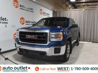 Used 2015 GMC Sierra 1500 Ext Cab, 4x4, 5.3L V8, Cloth seats, Backup camera for sale in Edmonton, AB