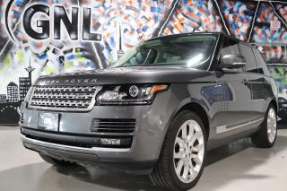 Used 2014 Land Rover Range Rover HSE for sale in Concord, ON