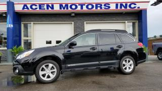 Used 2013 Subaru Outback TOURING EDITION-SUNROOF, ONE OWNER for sale in Hamilton, ON