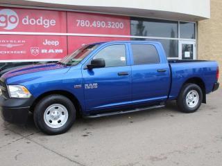 Used 2017 RAM 1500 HEMI / CREW CAB for sale in Edmonton, AB