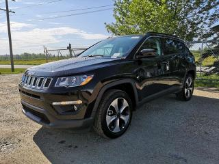 New 2019 Jeep Compass NORTH for sale in Edmonton, AB