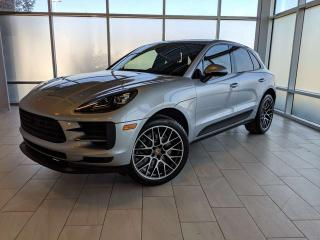 Used 2019 Porsche Macan S for sale in Edmonton, AB