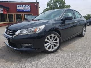 Used 2015 Honda Accord Touring for sale in Windsor, ON