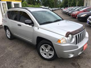 Used 2008 Jeep Compass Sport for sale in Scarborough, ON