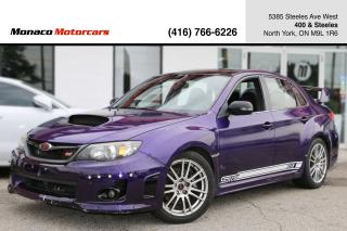 Used 2011 Subaru Impreza WRX STI - AS-IS for sale in North York, ON