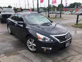 Used 2015 Nissan Altima 2.5 SV for sale in London, ON