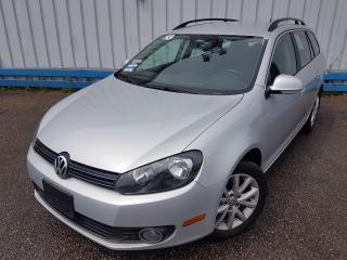 Used 2013 Volkswagen Golf Wagon Comfortline TDI *DIESEL* for sale in Kitchener, ON