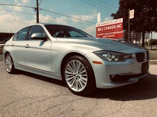 Used 2014 BMW 3 Series 328i xDrive for sale in Mississauga, ON