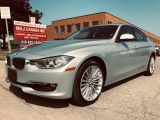 Photo of Titanium Silver Metallic 2014 BMW 3 Series