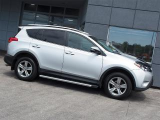 Used 2015 Toyota RAV4 AWD|XLE|REARCAM|ALLOYS|RUNNING BOARDS for sale in Toronto, ON