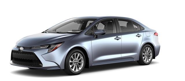 2020 Toyota Corolla LE UPGRADE