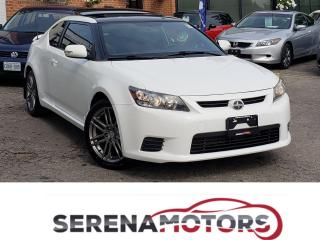 Used 2012 Scion tC MANUAL | PANOROOF | BLUETOOTH | for sale in Mississauga, ON