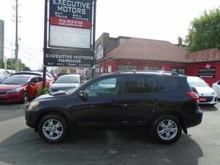 Used 2012 Toyota RAV4 CLEAN - NEW BRAKES - NO ACCIDENT - AWD - ALLOYS - for sale in Scarborough, ON