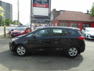 Used 2014 Kia Rondo LX- NEW BRAKES- ALLOYS - CLEAN - LOADED -CERTIFIED for sale in Scarborough, ON